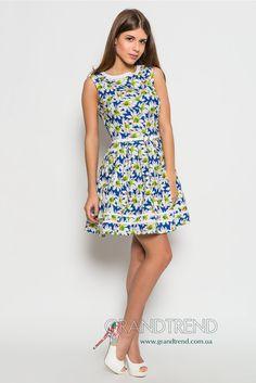 спереди Платье Carica KP-5441