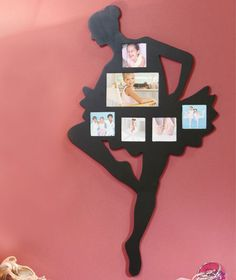 idea for the girls' dance pictures... dont like this particular ballerina, but something like this