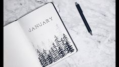 Minimalist bullet journal – January 2018 (Winter theme) This is very good – ideas for journal! 'Roar' Return to this…. Minimalist bullet journal – January 2018 (Winter theme) This is very good – ideas for journal! 'Roar' Return to this…. Bullet Journal December, Bullet Journal Disney, Bullet Journal Harry Potter, Bullet Journal Vidéo, Bullet Journal Spreads, Bullet Journal Monthly Spread, Bullet Journal Cover Page, Journal Covers, Journal Pages