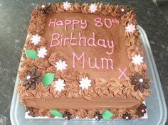 Mum 80 Birthday