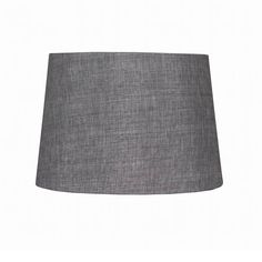 Bed Bath And Beyond Lamp Shades Amusing Mix & Match Large 15Inch Sparkle Drum Lamp Shade In Grey  More Design Decoration