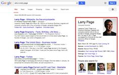 Larry Page SERPs 2