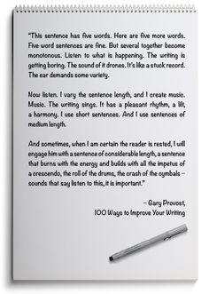 Teach them how to write. FREE printable poster. #highschoolEnglish #middleschoolEnglish #ELA