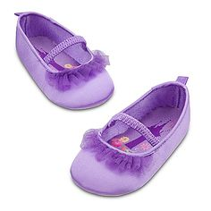 Rapunzel Shoes for Baby Girls