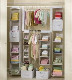 kids closet organization ideas | Some other tips that draws your attention is