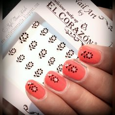 Style Those Nails: El-Corazon Nail Stickers, Wraps and Nail glitter powder review