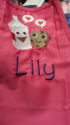 Aprons for helping mommy or MomMom in the kitchen