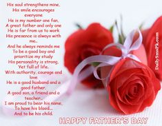 happy fathers day greeting from wife