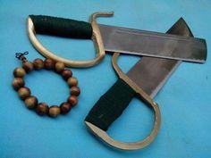 Wing Chun pole/Medium carbon steel blade/Brass hand/ kung fu equipment/ye wen chinese sword