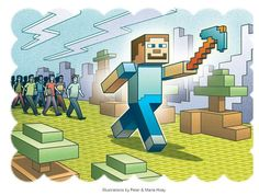 School Therapy Corner: MinecraftEdu Takes Hold in Schools - pinned by @PediaStaff – Please Visit ht.ly/63sNt for all our pediatric therapy pins
