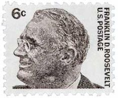 On This Day in History, President Franklin Roosevelt delivered one of his most famous speeches. Rare Stamps, Vintage Stamps, Independence Day Speech, Stamp Values, Famous Speeches, Postage Stamp Collection, American Series, Number Stamps, Frederick Douglass