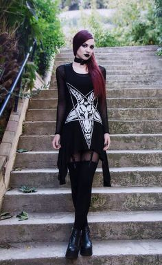 Baphomet beauty ☠☠✯✯666✯✯☠☠