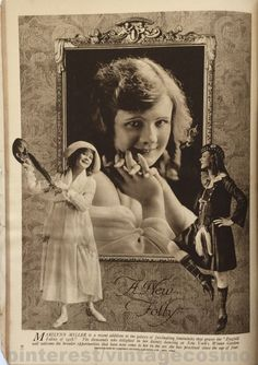 Publicity photo of Marilyn Miller from Cosmo Aug 1918. She was one of the most popular Broadway stars of the 20s and 30s. She joined Ziegfeld Follies in 1918 that made her a star. Her film career was short-lived only appearing in 3 films from 1929-31. She retired after her last Broadway show in 1934. On Apr 6 1936 she died from complications of sinus surgery, aged 37.