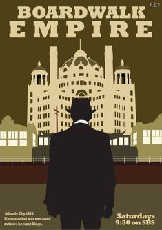 Boardwalk Empire. On season 2, it's no season 1 but its good for templife