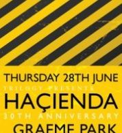Hacienda Tour @ Trilogy with Graeme P. & Peter H. Factory Records, Old School Music, Manchester Uk, 30th Anniversary, Street Signs, Dance Music, Dubai, Layout, Tours