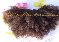 http://mynaturalhairextensions.myshopify.com/products/afro-kinky-human-hair-extensions-curly-4b-4c