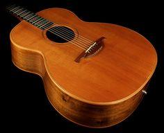 Lowden O23 Cedar/Walnut Acoustic/Electric Guitar - Used