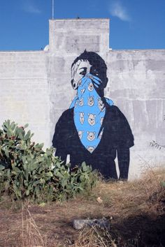 Banksy. - This guy is f*ck!ng AWESOME!!