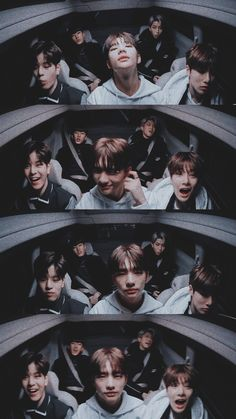THE DUALITY OF THIS PICTURE IS AMAZING 😂 Stray Kids Seungmin, Felix Stray Kids, Cute Korean Boys, Kids Wallpaper, Fandom, Lee Know, Lee Min Ho, South Korean Boy Band, K Idols