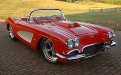 '62 Corvette - Awesome