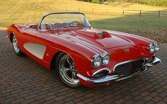 '62 Corvette - Awesome
