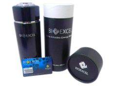 Bioexcel Alakline Energy Nano Cup Flask - Black + Free Bio Energy Card + 2 Free Anti Radiation Stickers by Bioexcel. $59.90. Always buy Authentic Branded Product with Online Registeration only - This Package contains Bioexcel Alkaline Energy Flask with Authentication card + Free Bio Energy Charge card + 2 Free Anti Radiation Stickers. Drinking Alkaline water will improve the nutrient absorption, metabolism and immunity function. It acts as anti-oxidant and enhance blood...