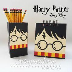 Scrapandome Con Los Recuerdos: Blog Hop Harry Potter                                                                                                                                                                                 Más