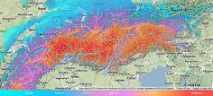 POWDER Alert v Alpách, spadnúť má 1m čerstvého snehu