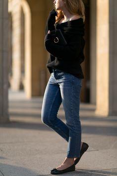KNITTED OFF-SHOULDER | FashionMugging