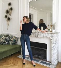 We investigated the cool, new French fashion brands Parisian girls are wearing. Find out what they are and shop our favorite pieces.
