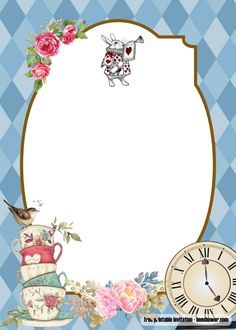 FREE Alice in Wonderland Baby Shower Invitations. FREE Alice in Wonderland Baby Shower Invitations. Nice FREE Alice in Wonderland Baby Shower Invitations Templates Alice In Wonderland Printables, Alice In Wonderland Clipart, Alice In Wonderland Invitations, Alice In Wonderland Tea Party, Free Printable Birthday Invitations, Baby Shower Invitation Templates, Tea Party Invitations, Invitation Ideas, Mad Hatter Party