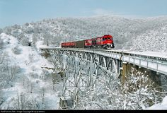 RailPictures.Net Photo: A462 OSE Hellenic Railways MLW MX 627 at Province of Pella western Macedonia region Northern Greece, Greece by npapaletsos
