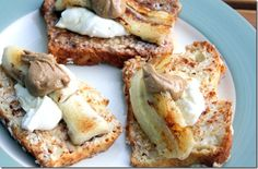 clean coconut crusted french toast