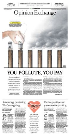 You Pollute, You Pay
