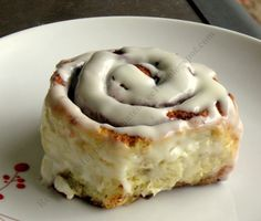 Christmas morning tradition....Gluten Free Cinnabon Copycat Cinnamon Roll Recipe {now with video tutorial!}