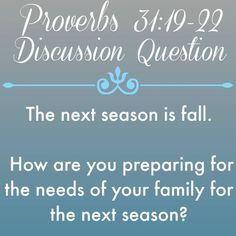 Welcome back to Day 3 of our in-depth study of the Proverbs 31 woman! If you are looking for the GMG resources and Bible Reading Plan for the week -> click here. If you are looking for Day 1 of this series -> click hereand Day 2 -> click here. Before we go forward with our study I want to pause and encourage those who are feeling discouraged. Some of you have commented here or out on social media or privately emailed me – expressing your discouragement and feeling like the bar is just…
