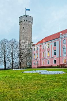 Download this Toompea Castle And Parliament Building In Tallinn In Estonia picture for editorial use now. And search more of the web's best library of celebrity photos and news images from iStock.