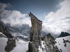 Adventurous Mountaineers Scale the Alps for Incredible Photos - My Modern Met