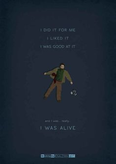 Minimalistic Posters for Each Breaking Bad Episode - UltraLinx