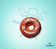 Print Advertising : Mateus: Breakfast, 1 Print Advertising Campaign Inspiration Mateus: Breakfast, 1 Advertisement Description Mateus: Breakfast, 1 Don't forget to share the post, Sharing is love ! Creative Advertising, Food Advertising, Ads Creative, Creative Posters, Advertising Poster, Advertising Design, Creative Director, Creative Design, Advertising Campaign