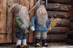 Troll, Christmas Time, Fur Coat, Fairy, Friends, Design, Gnomes, Amigos