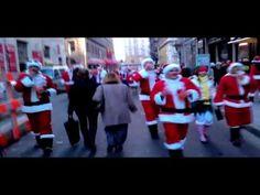 «SantaCon»-Treffen: Tausende Chläuse betrinken sich in New York   traveLink