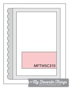 STAMPARADISE: Smile - MFT Wednesday Sketch Challenge 310