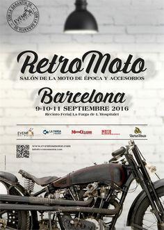 Salón Retromoto Barcelona - foto 4