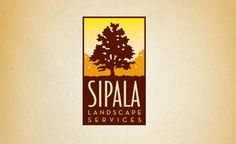 Gorgeous web and logo design for a landscaping company! Love the use of yellow and orange.