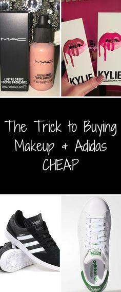 On a budget, but want to look on point? Shop trending items at up to 70% off now! MAC, Adidas, Nike and many more. Click image to install the free Poshmark app now.