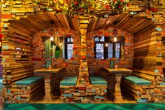 LATIN BAR in Shoreditch - The decor is spectacularly weird and wacky, with their cutting-edge, eclectic music policy that gets everybody tapping those toes and shaking those hips on the dance floor.