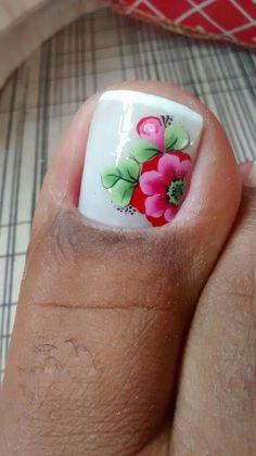 Nails & Co, Toe Nails, Cute Toes, Toe Nail Art, Diana, Charlotte, Pretty Pedicures, Nail Arts, Designed Nails