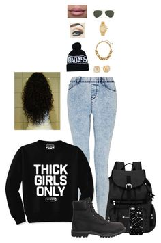 """""""Old set"""" by love-fashion23 ❤ liked on Polyvore featuring Sherpani, Timberland, Kate Spade Saturday, Michael Kors, Vince Camuto, Kate Spade, Ray-Ban, women's clothing, women's fashion and women"""