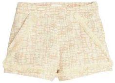 H&M Shorts with Fringe